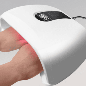 Two Hand UV Led Nail Lamp Manufacturer Gel Cure Lamp For Salon-Wholesale Item