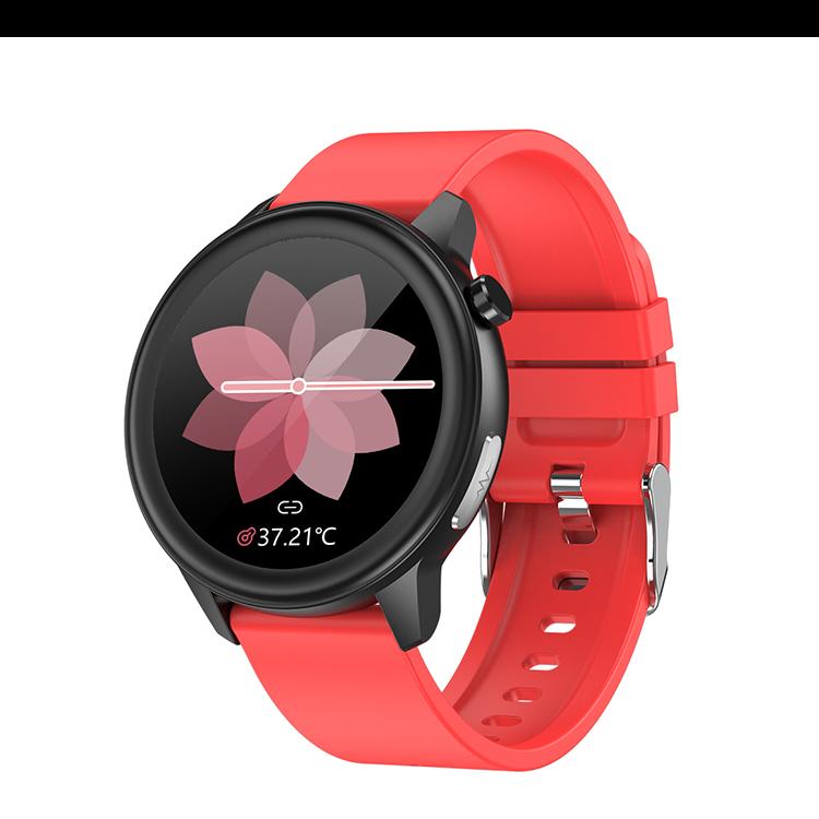 E80 Smart Watch Monitoring ECG PPG Body Temperature Healthy Wearable Bracelet - Wholesale Item