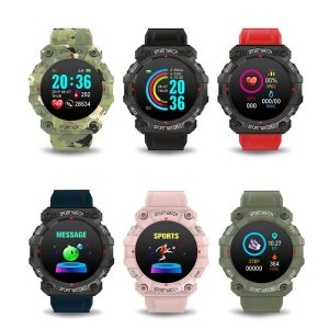 1.3 inch blood pressure FD68 smartwatch for Android and IOS phones-Wholesale Item