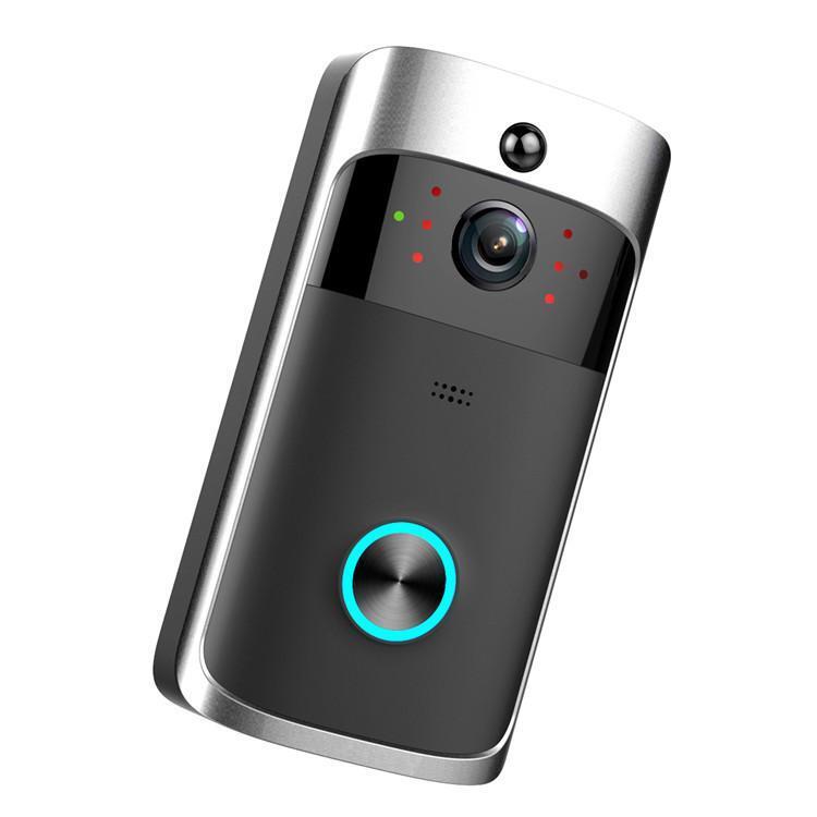 HD Smart WiFi Security Video Doorbell_1