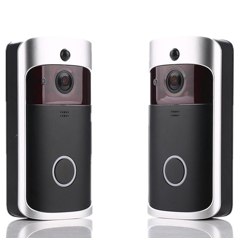 HD Smart WiFi Security Video Doorbell_4
