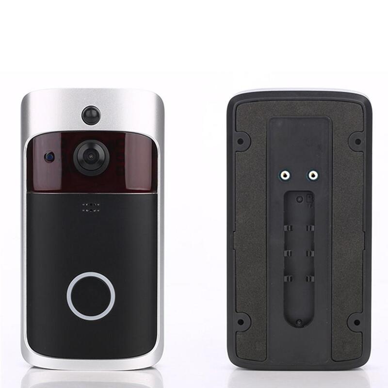 HD Smart WiFi Security Video Doorbell_5