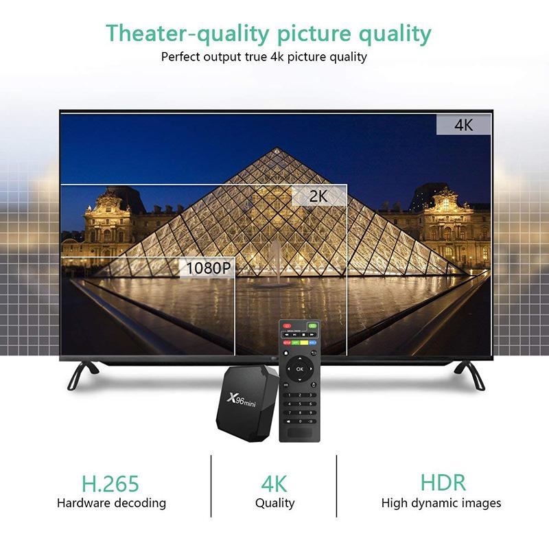 X96 2GB Mini Ultra HD Android TV Box_3
