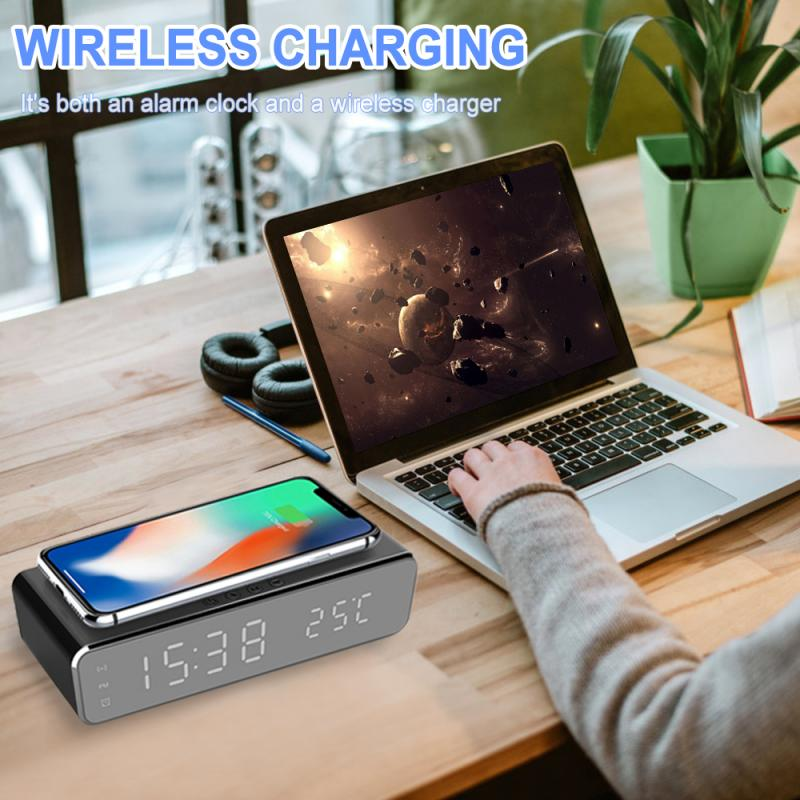 Wireless charger LED temperature alarm_5