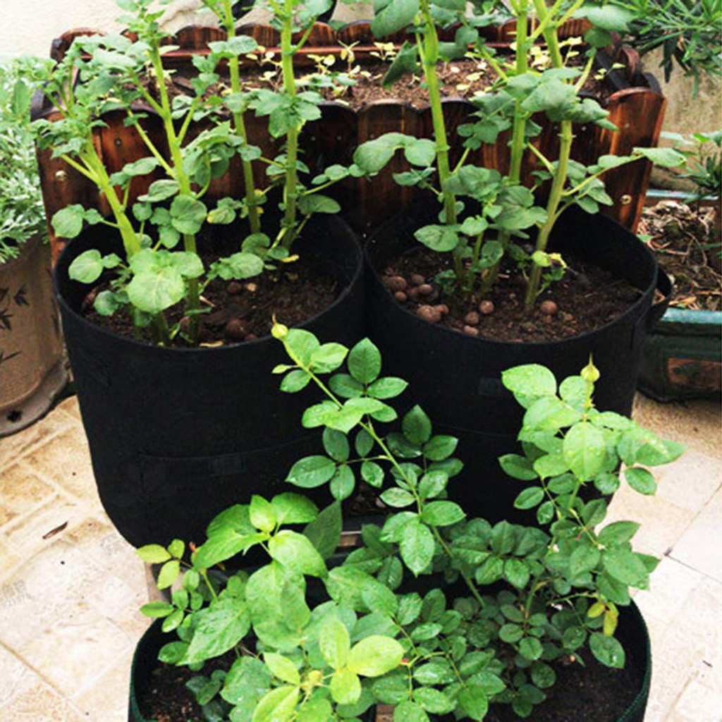 Plant Grow Bags Potato Planter Bag_4