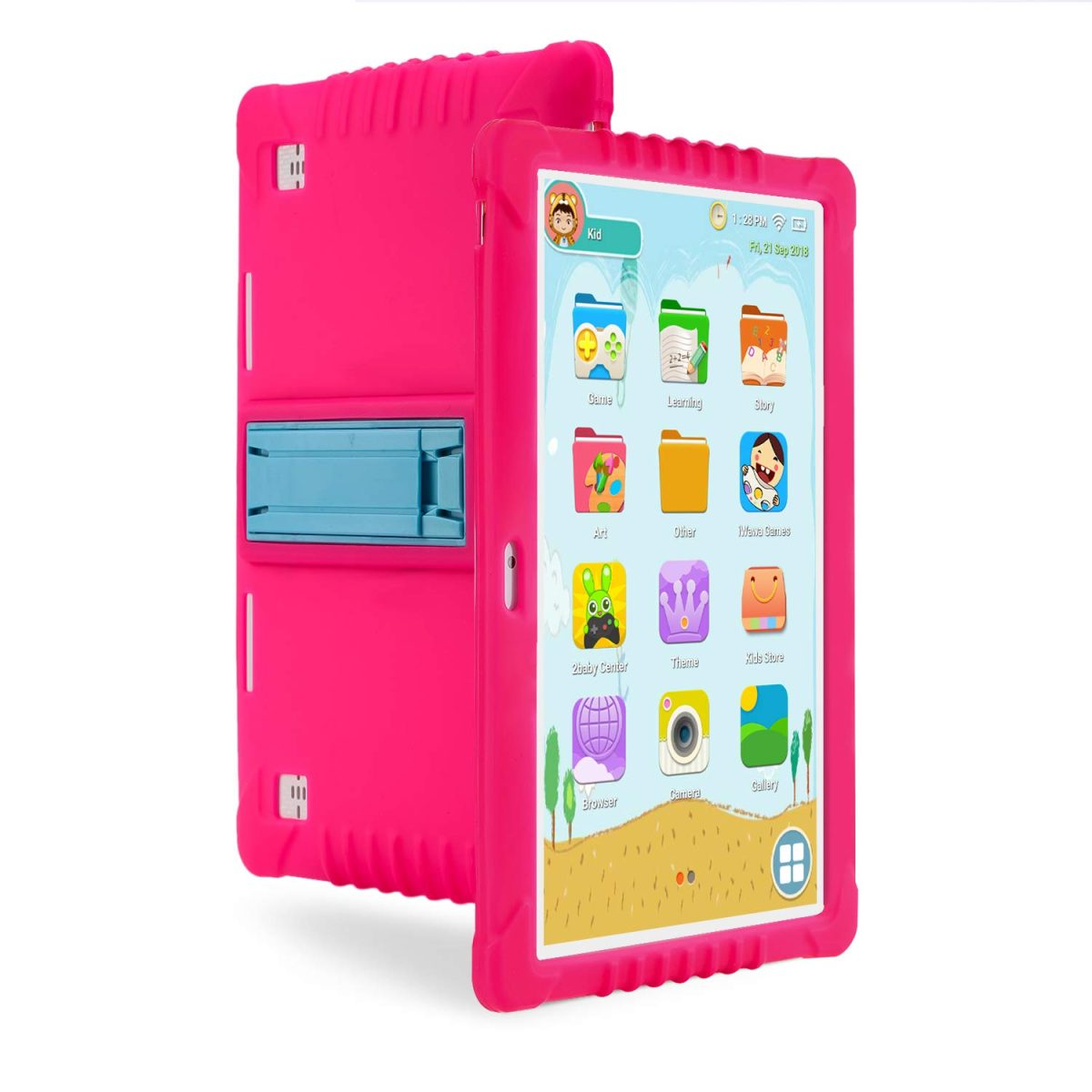 """10.1"""" Android 7.0 Quadcore Kids Smart Tablet_6"""