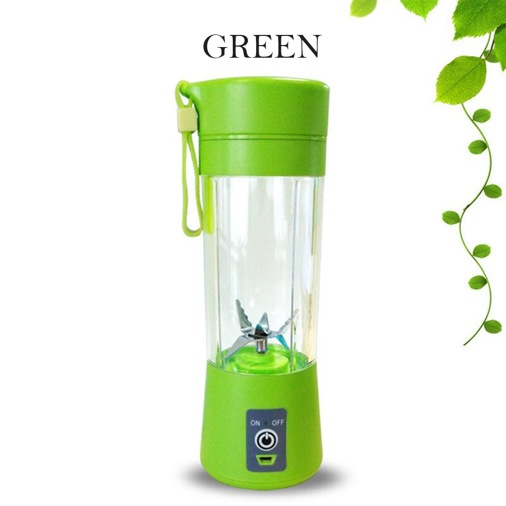4-Blade Portable Blender Handy Powerful and Colorful_2