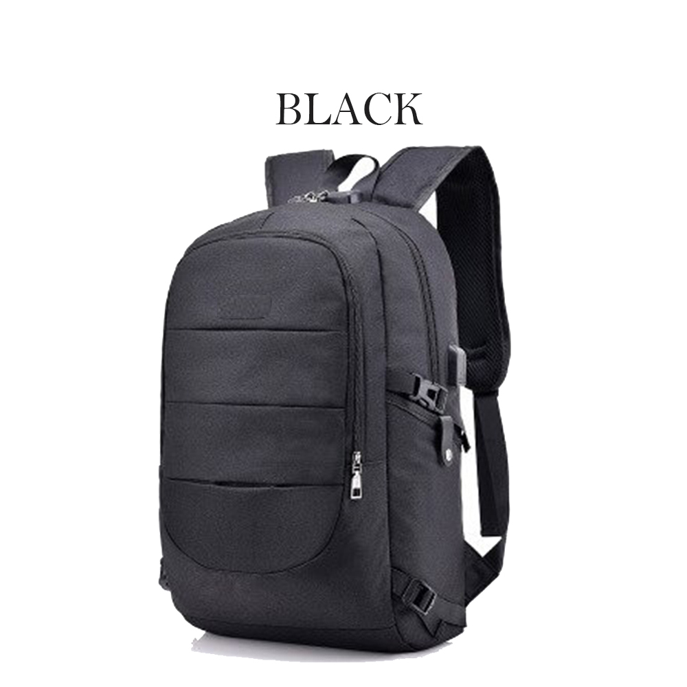 Waterproof Laptop Backpack with USB Port, Anti-theft_7