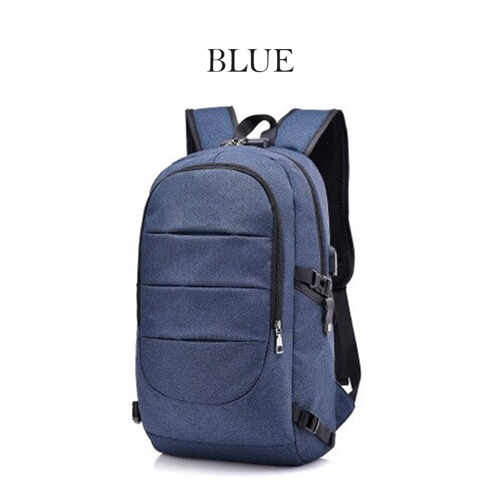 Waterproof Laptop Backpack with USB Port, Anti-theft_6