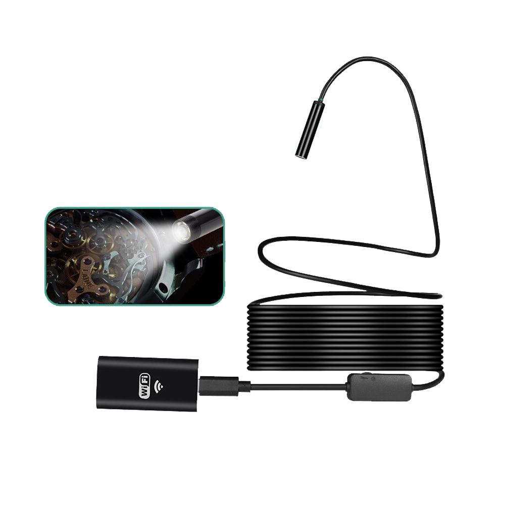 1200P HD Waterproof Endoscope 5M Length_3