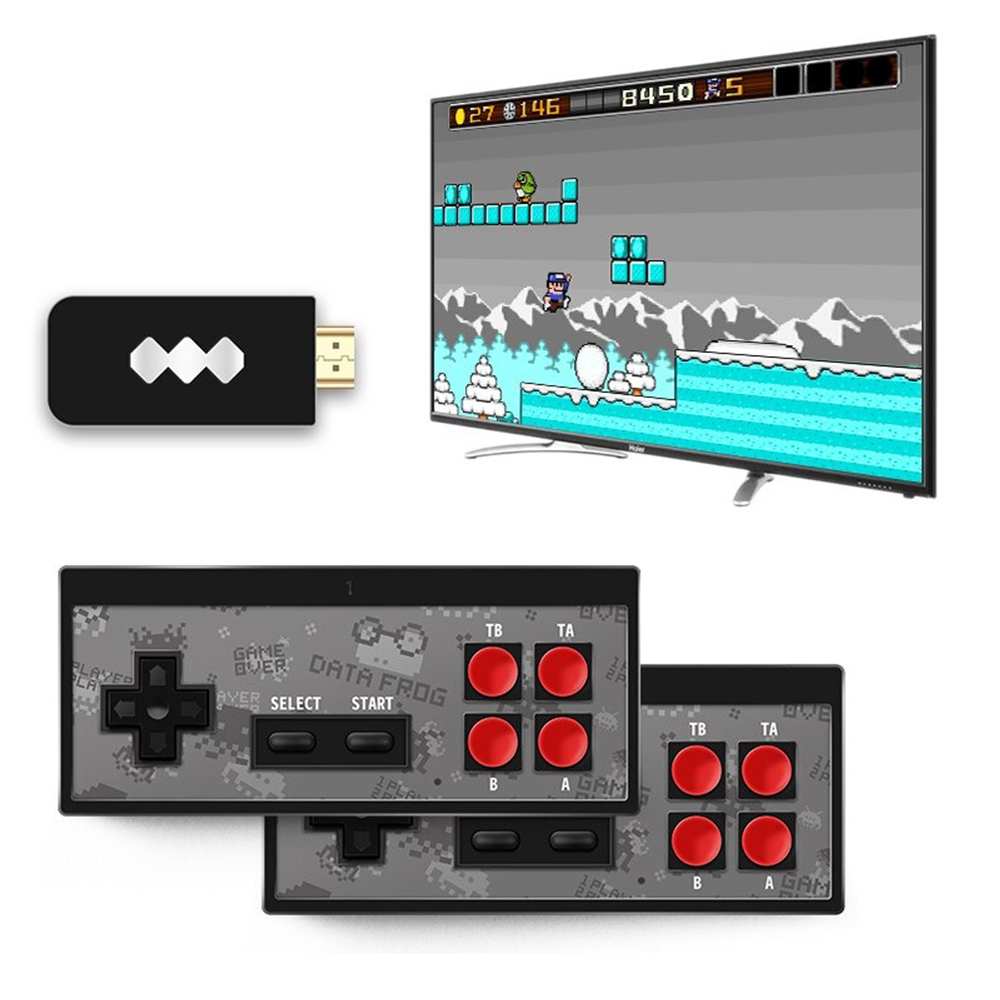 HDMI Wireless Handheld TV Video Game Console_3