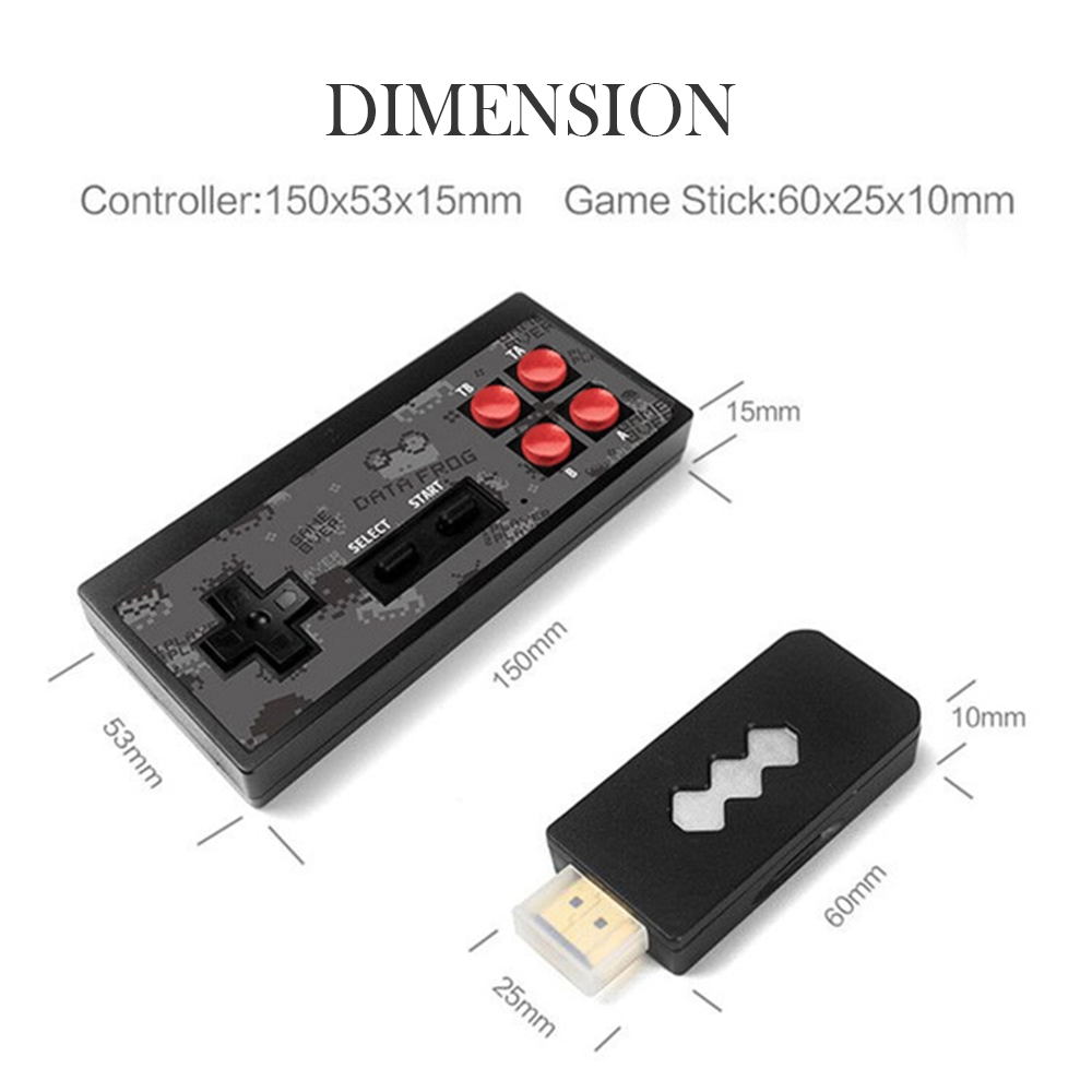 HDMI Wireless Handheld TV Video Game Console_5