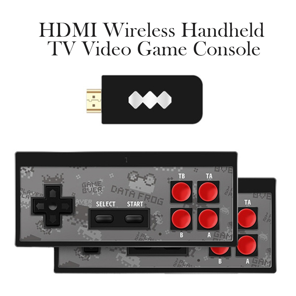 HDMI Wireless Handheld TV Video Game Console_4