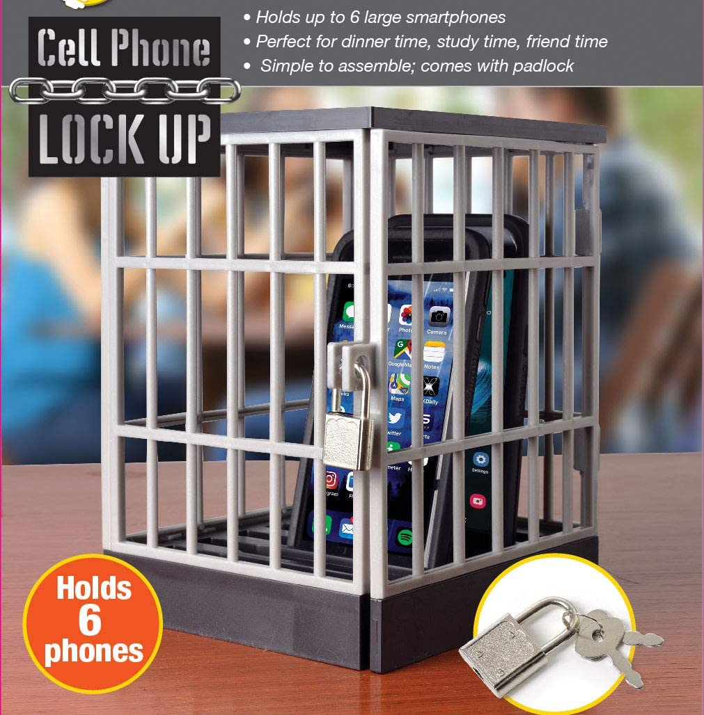 Mobile Phone Jail Cell Lock-up_9