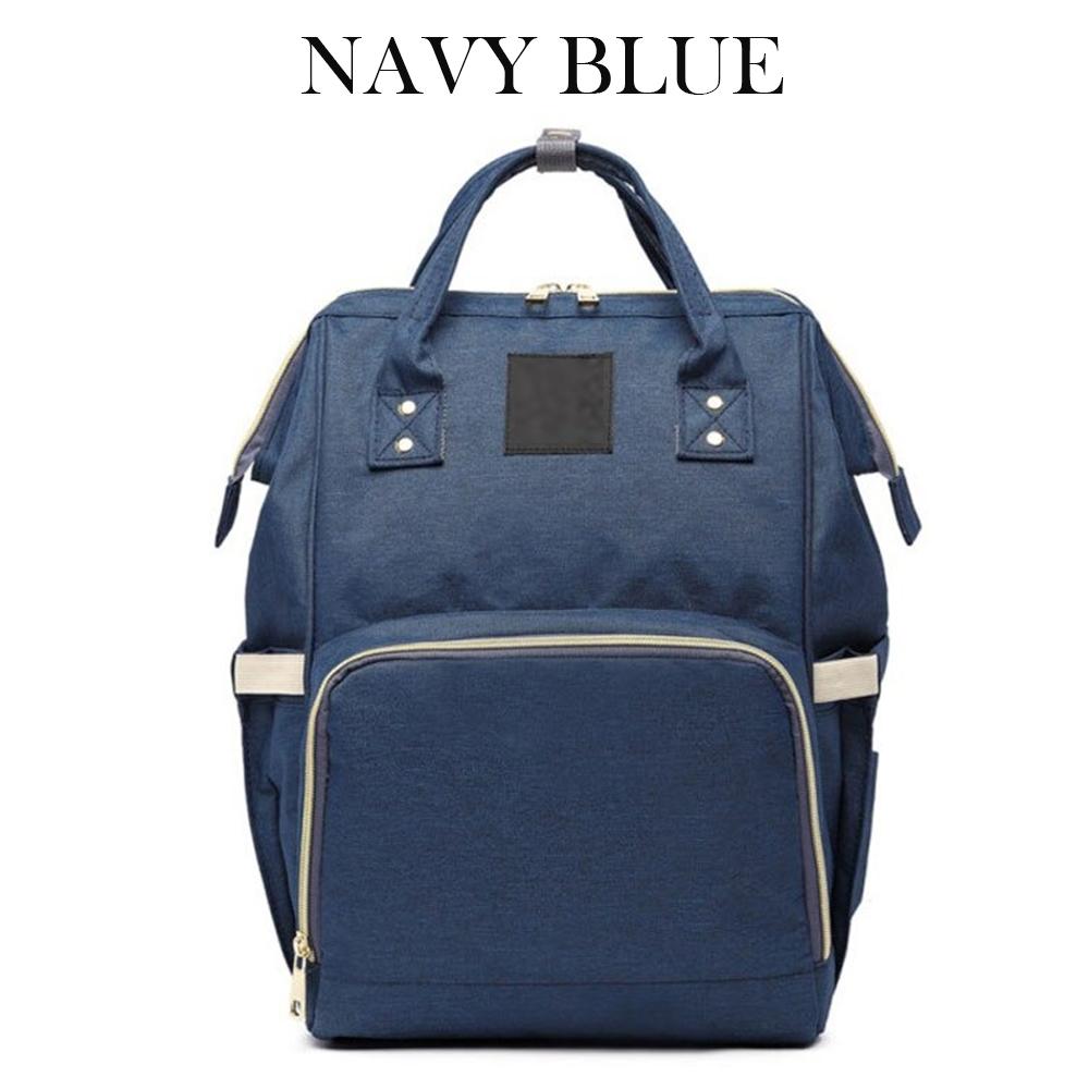 Large Capacity Nursing Nappy Backpack Handbag for Women and Travel_2