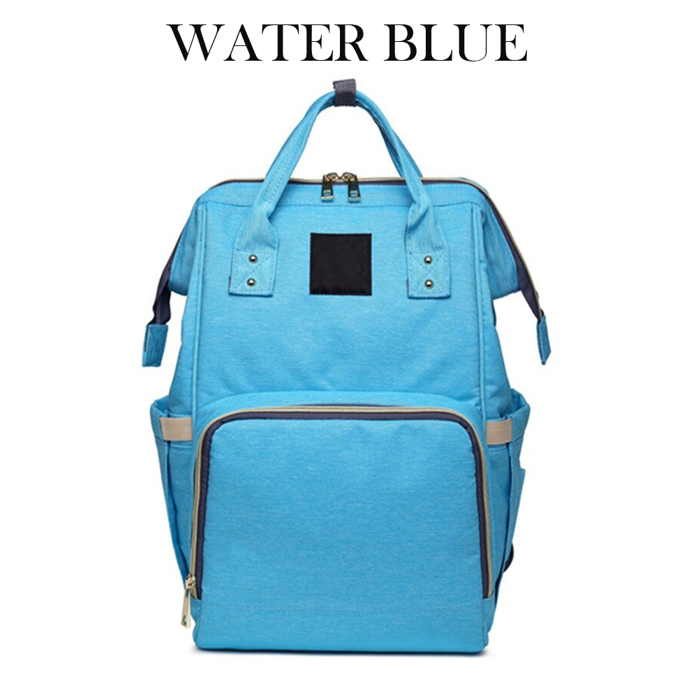 Large Capacity Nursing Nappy Backpack Handbag for Women and Travel_6