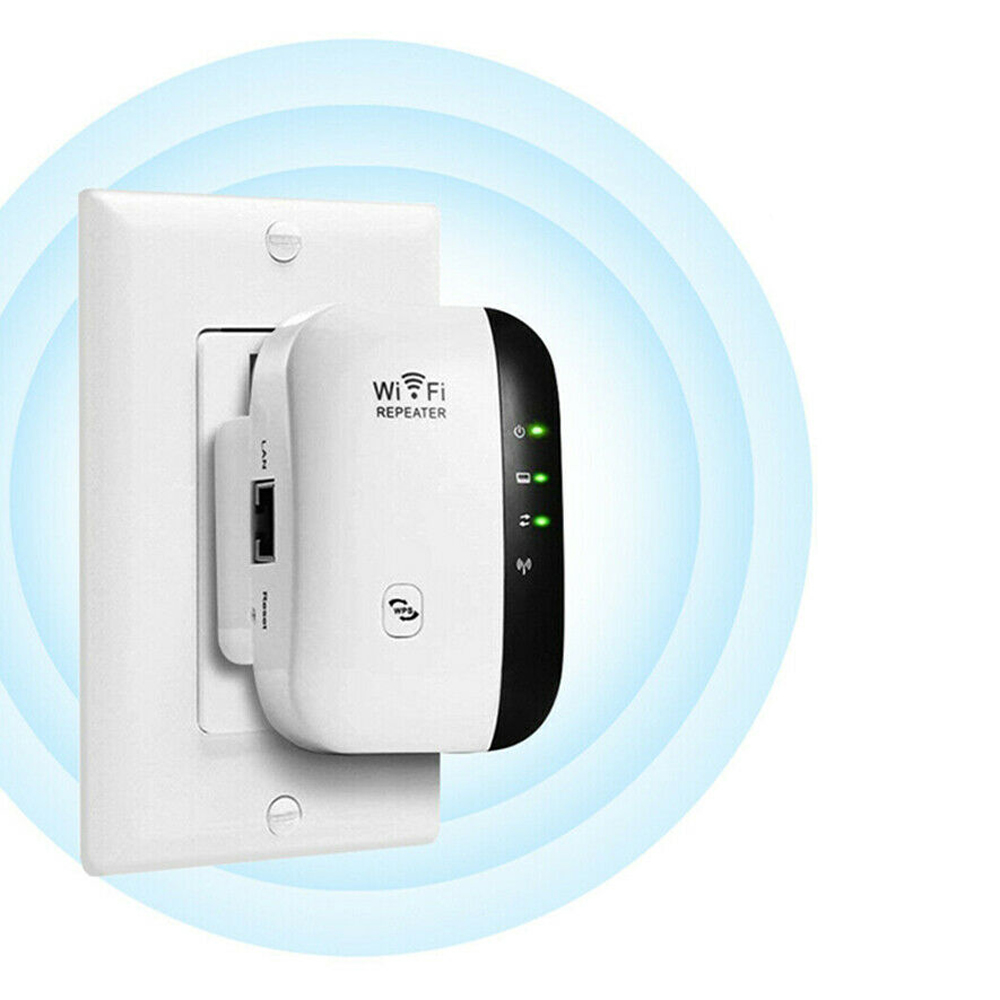 Wireless Wi-Fi Repeater and Signal Amplifier Extender Router 300Mbps Wi-Fi Booster 2.4G Wi-Fi Range Ultra boost Access Point_9