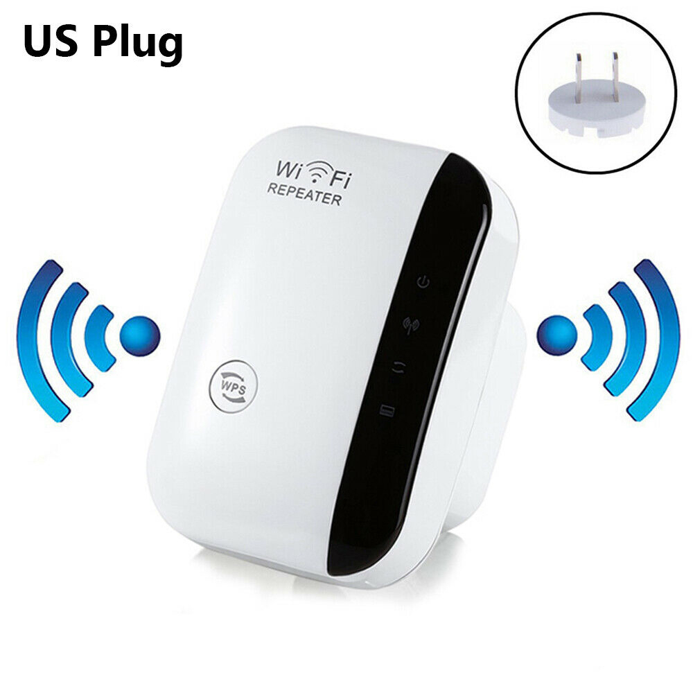 Wireless Wi-Fi Repeater and Signal Amplifier Extender Router 300Mbps Wi-Fi Booster 2.4G Wi-Fi Range Ultra boost Access Point_1