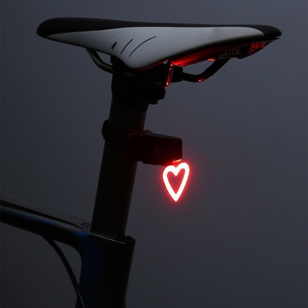 USB Charging LED Multiple Lighting Modes Bicycle Light Flashing Tail Light Rear Warning Bicycle Lights_9