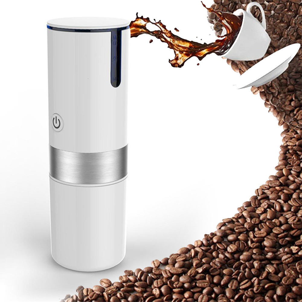 Easy Operating USB Rechargeable Automatic Portable Espresso Coffee Machine_6