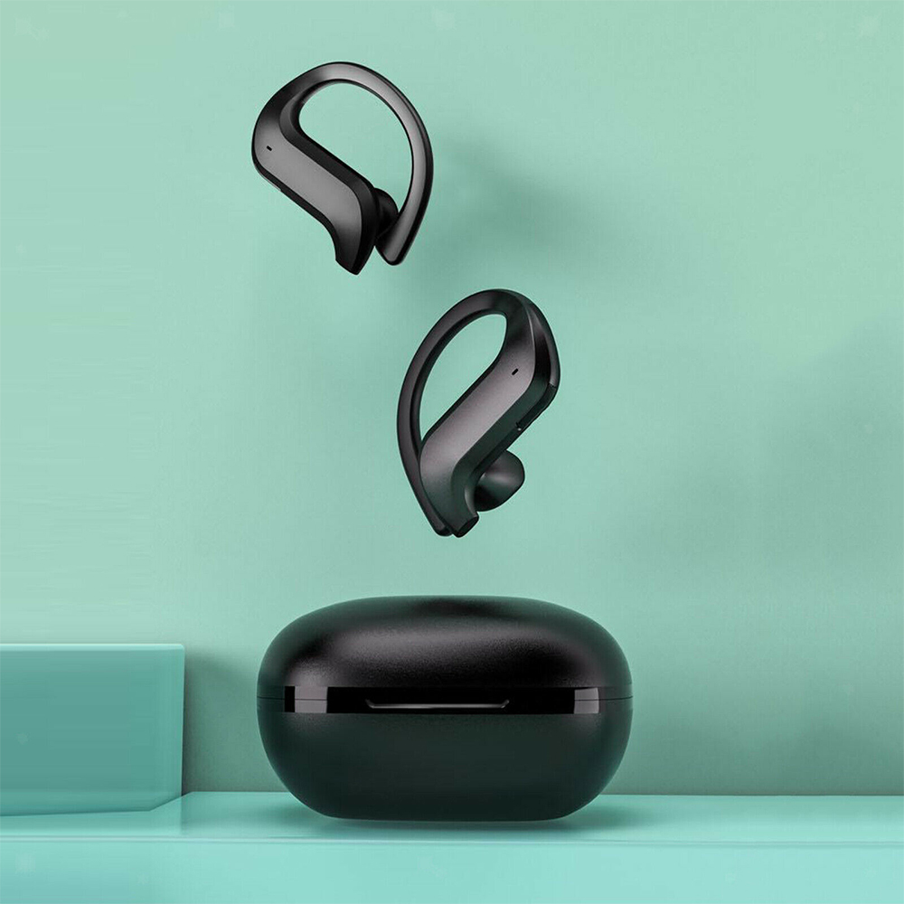 MD03 TWS Wireless Bluetooth Earphones Over-Ear Hanging Ear Hooks for iOS and Android Devices_8