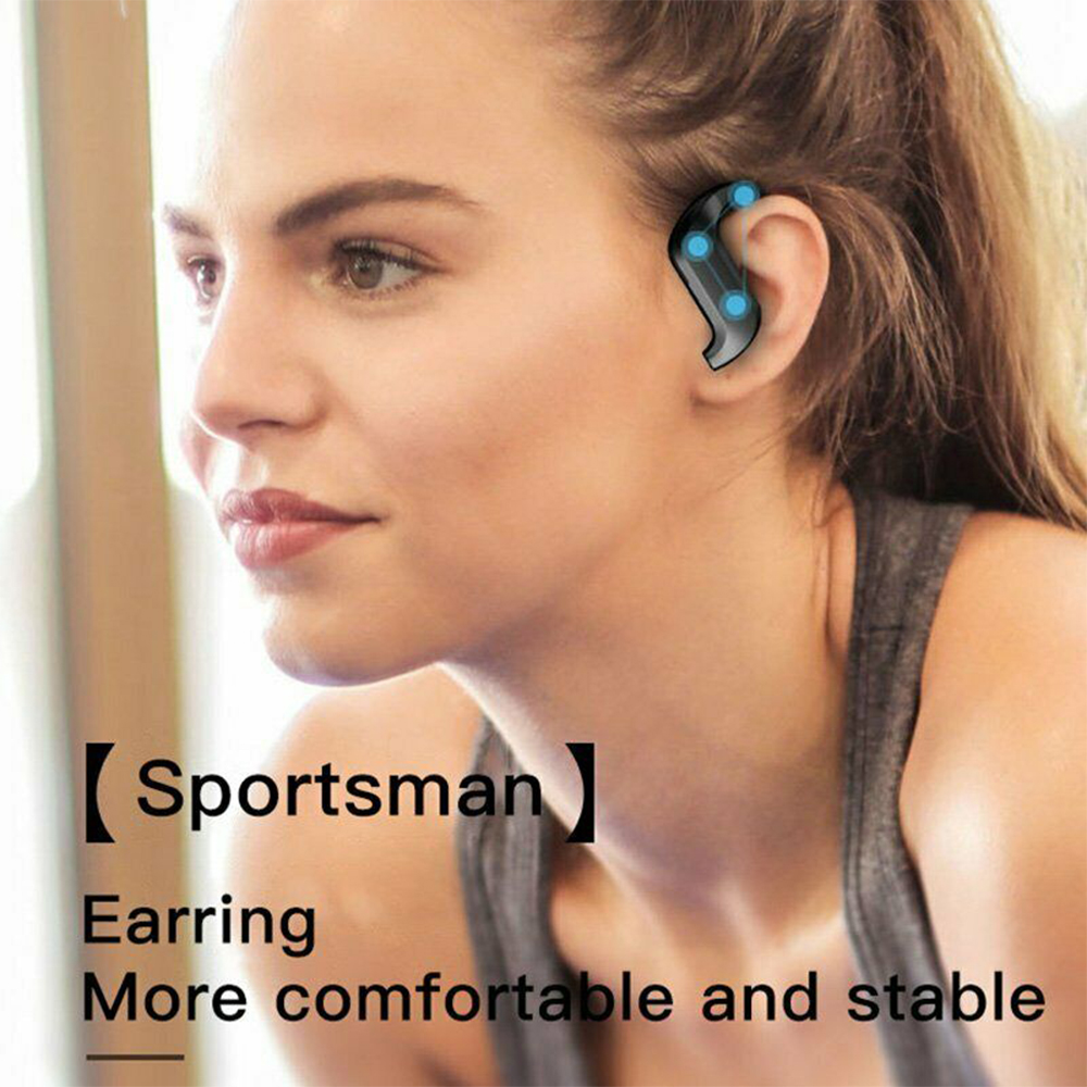 MD03 TWS Wireless Bluetooth Earphones Over-Ear Hanging Ear Hooks for iOS and Android Devices_3