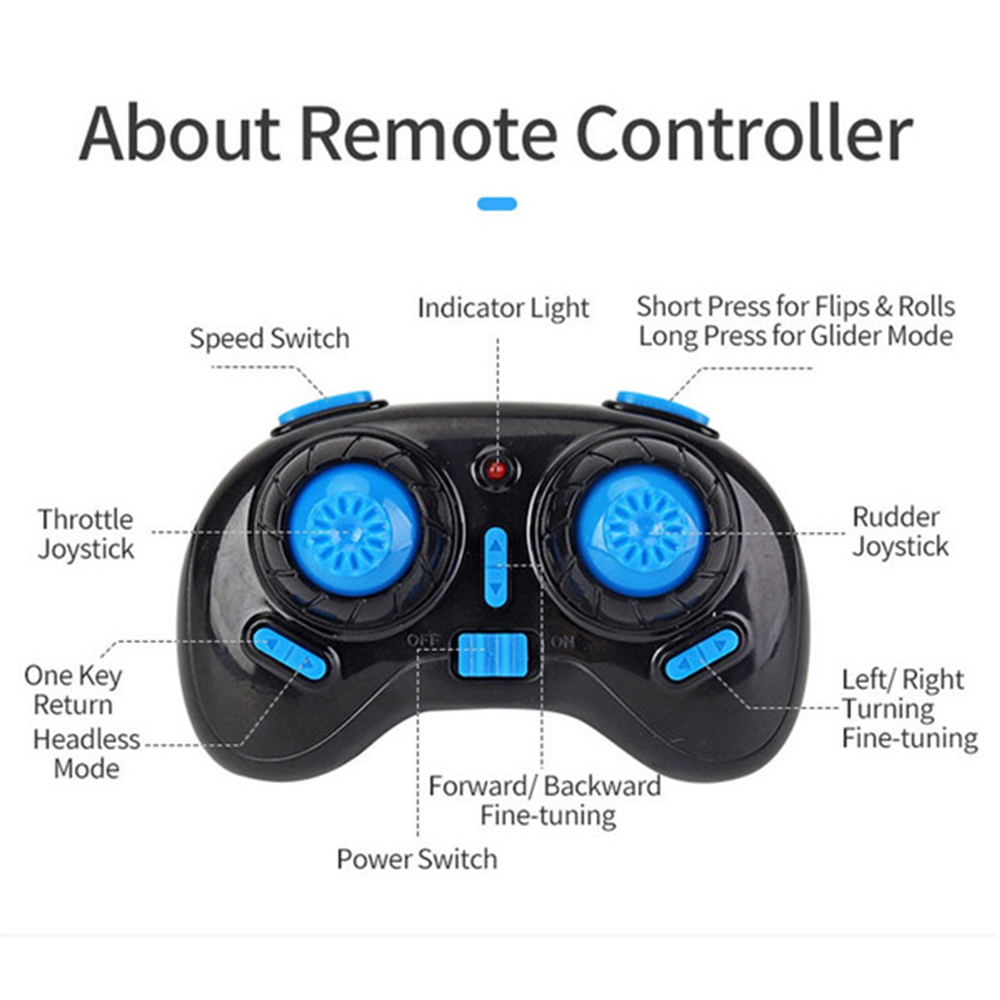 3-in-1 Remote Controlled Toy Drone Hover Glider for Land, Air, and Water_9