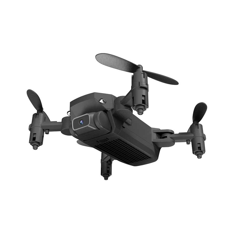 USB Rechargeable 4K Resolution Mini Folding Drone with Remote Control_3