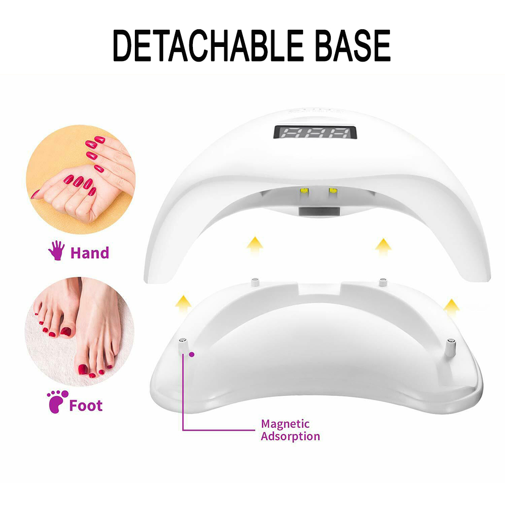 48W USB Charging 4 Speed Nail Photo Therapy Drying Machine_2