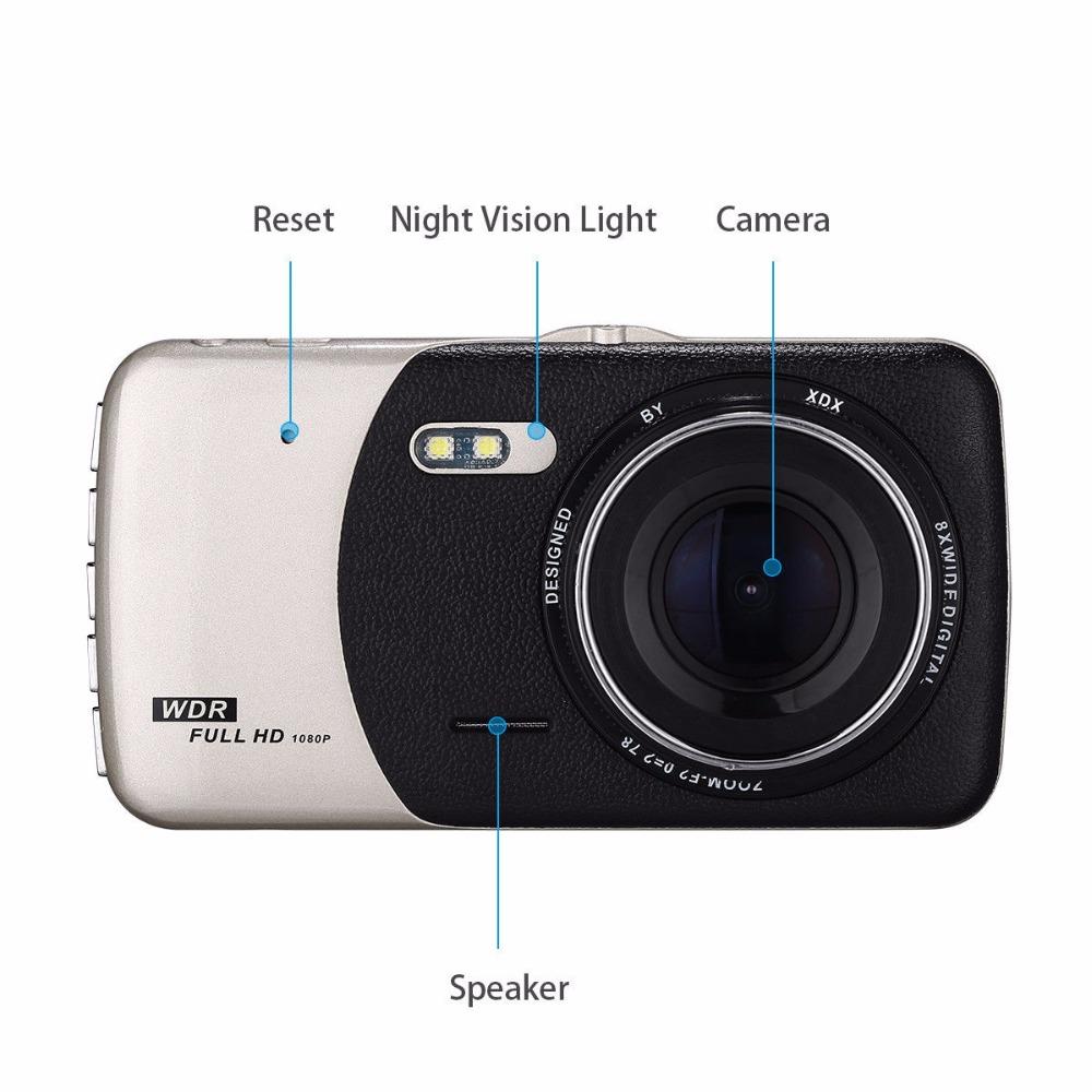 1080P HD Dual Lens Car Dash Cam_1