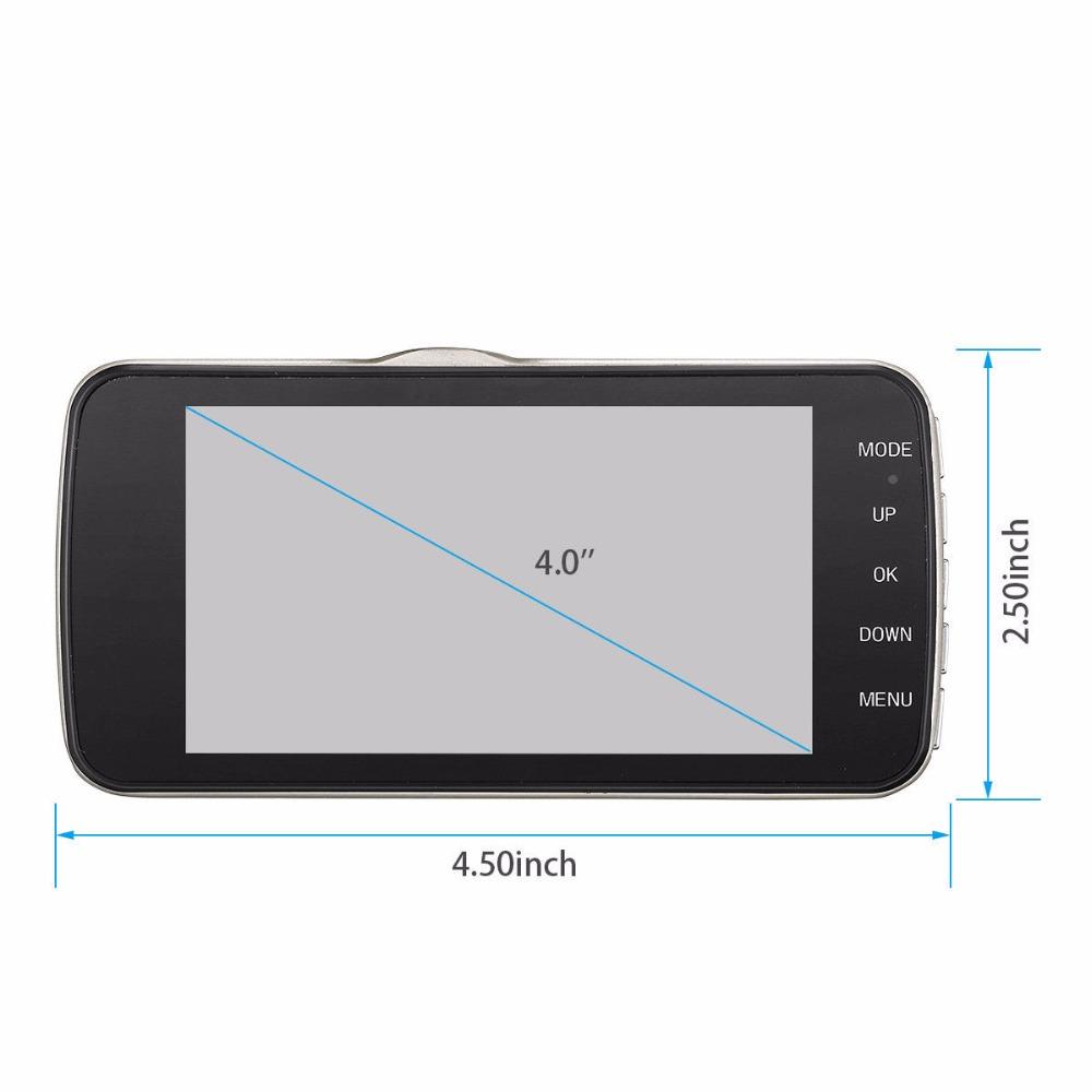 1080P HD Dual Lens Car Dash Cam_2