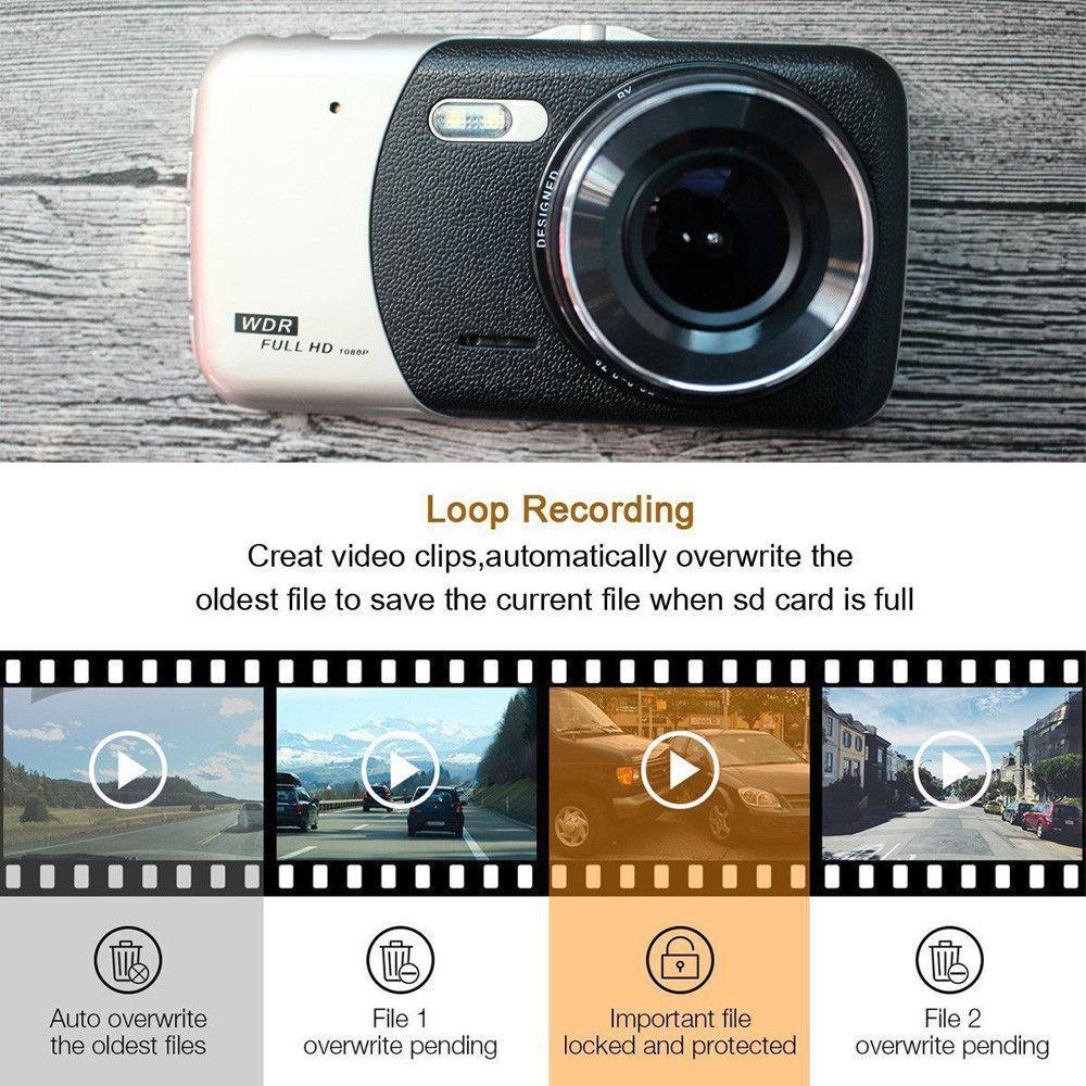 1080P HD Dual Lens Car Dash Cam_9