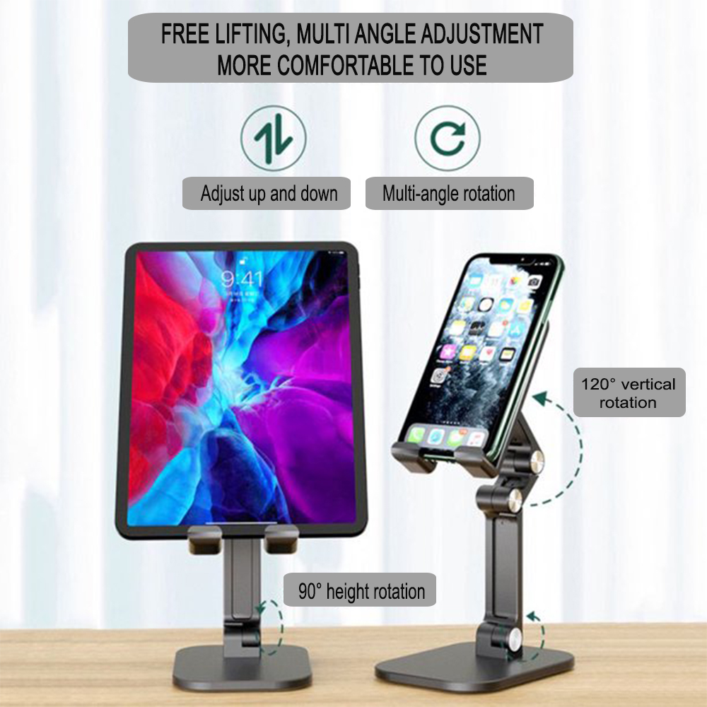 Portable Universal Mobile Phone and Tablet Stand_7