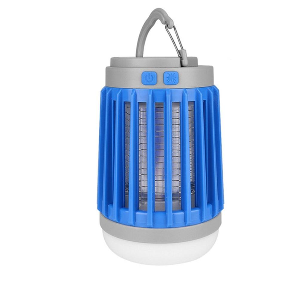 Solar Powered LED Outdoor Light and Mosquito Killer USB Charging_9