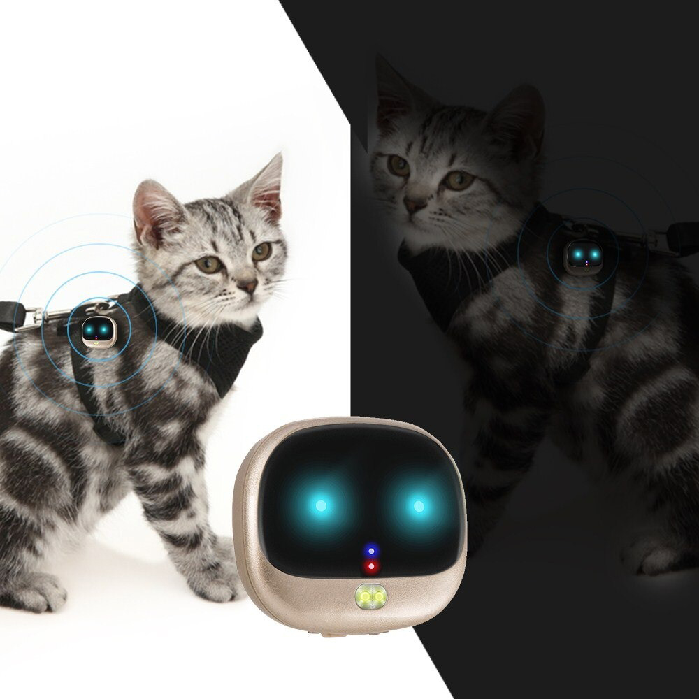 GPS Pet Tracking Device Pet Collar Navigation System_2
