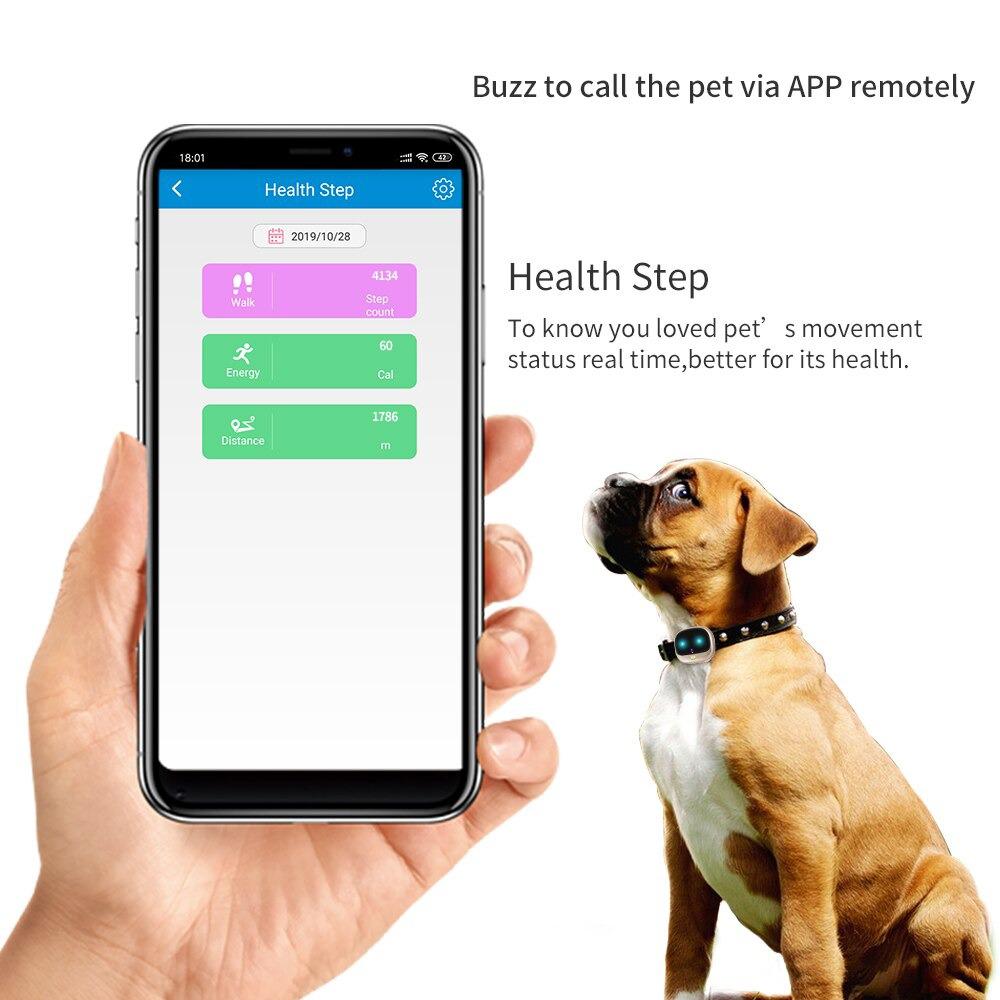 GPS Pet Tracking Device Pet Collar Navigation System_9