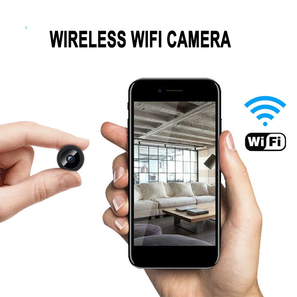 Full HD Mini Wi-Fi Motion Sensor Security Camera_9