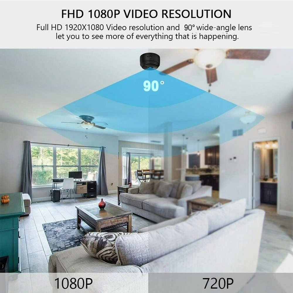 Full HD Mini Wi-Fi Motion Sensor Security Camera_5
