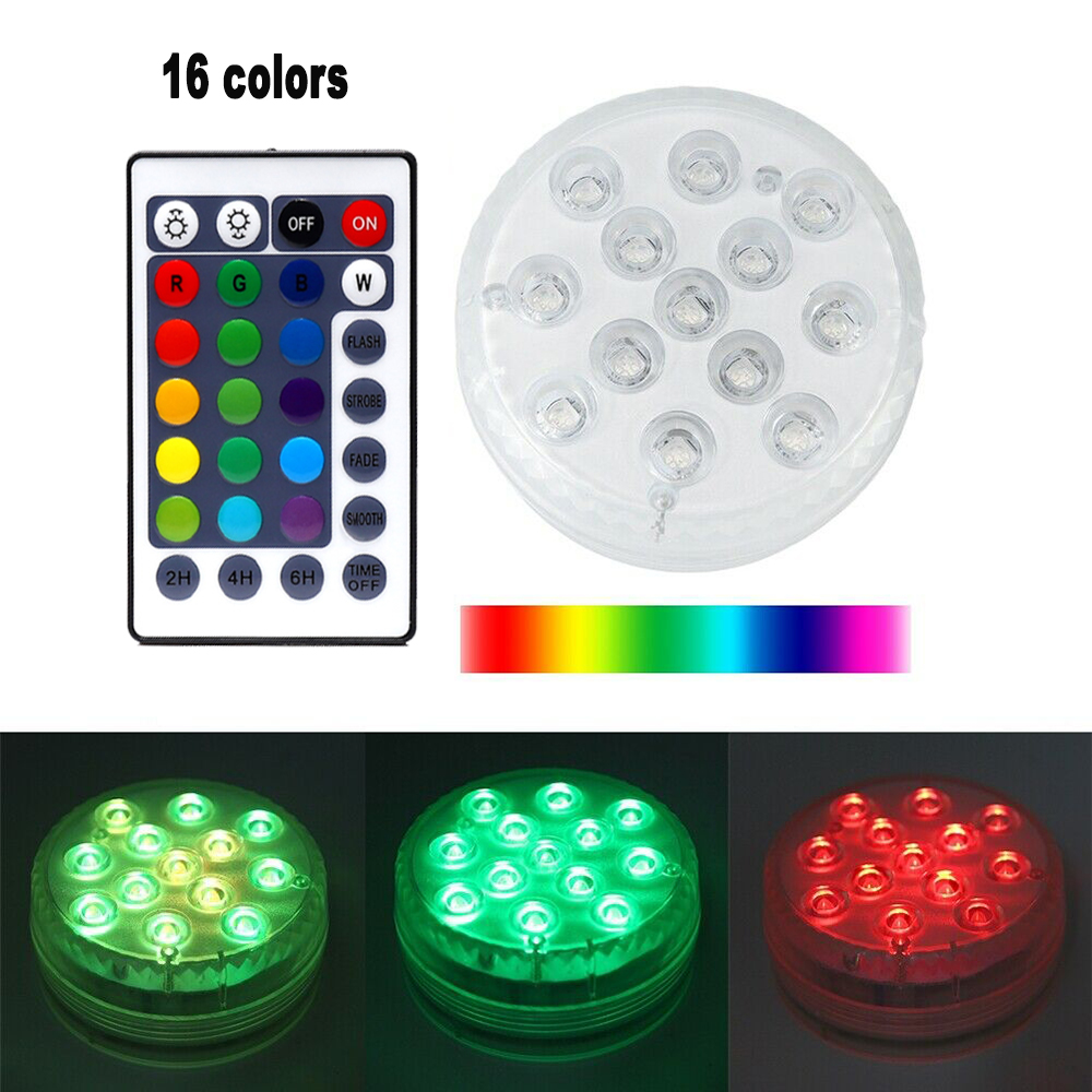 Remote Controlled Submersible LED Lights_2