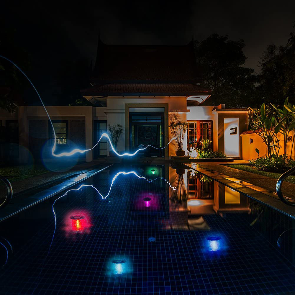Solar Powered Color Changing LED Floating Pool Lights_6