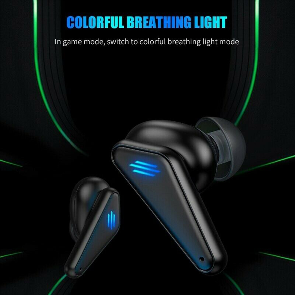 K55 TWS Wireless Gaming Bluetooth Headset with Mic and Charging Case_5