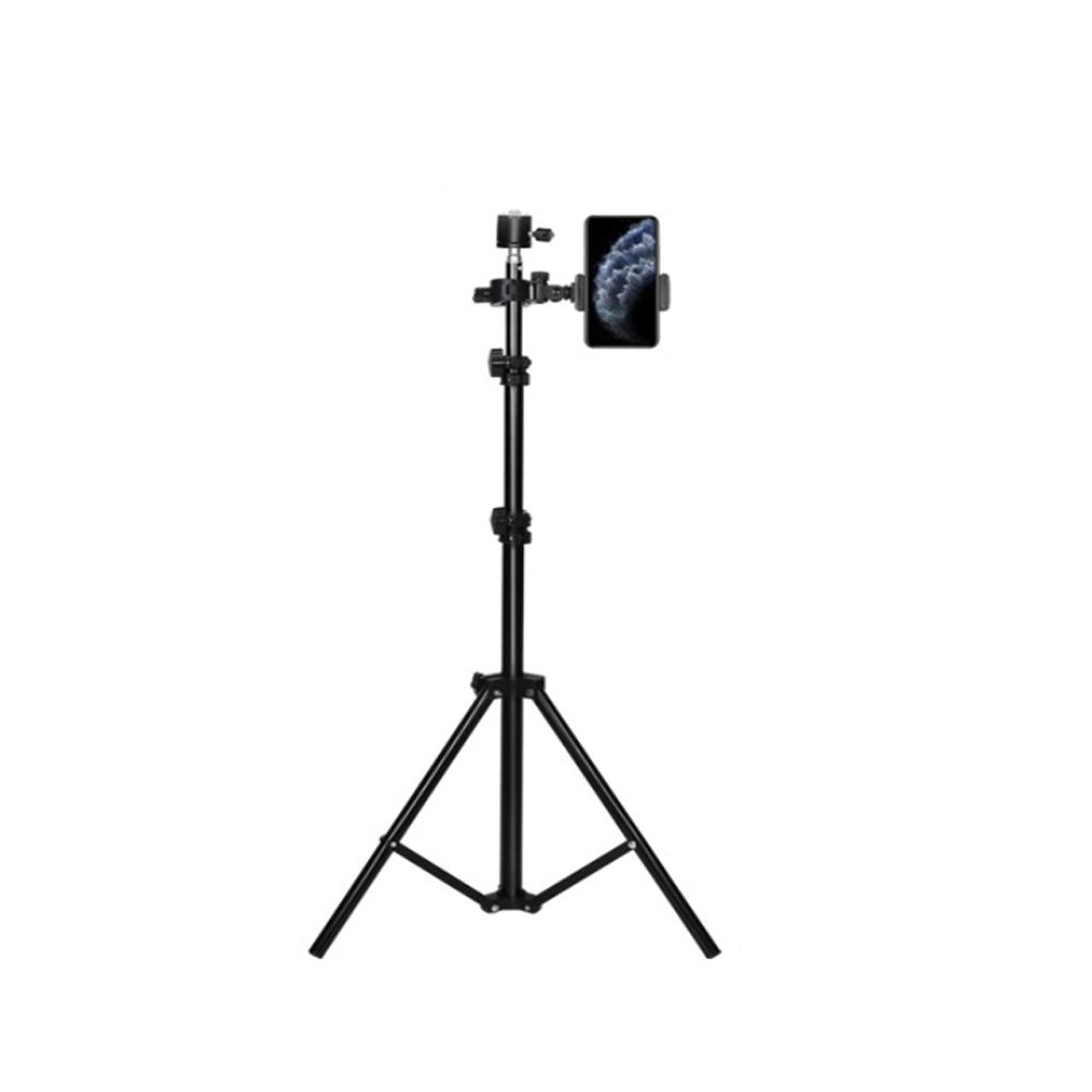 26cm RGB LED Selfie Ring Fill Light with Tripod_9