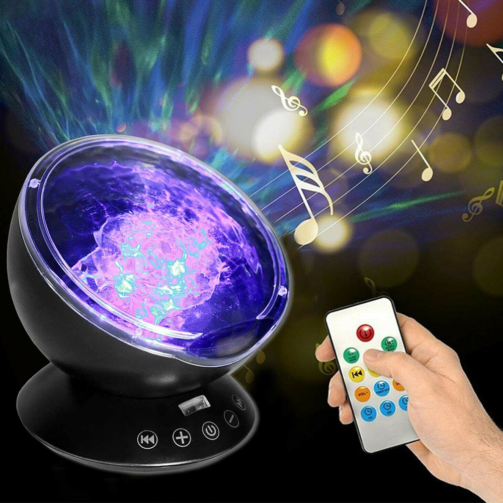 Upgraded Remote Controlled Ocean Light Projector_2