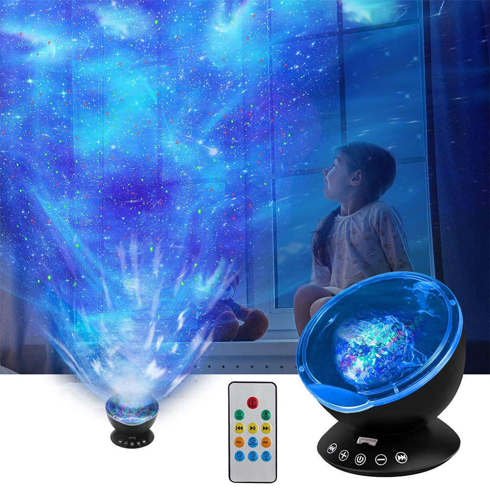 Upgraded Remote Controlled Ocean Light Projector_3