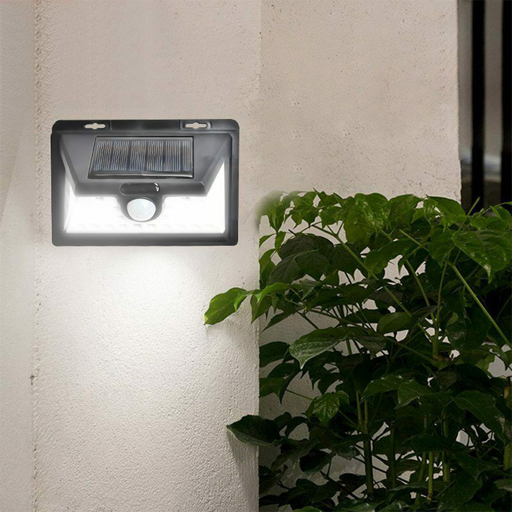 Solar Powered 32LED Body Induction Motion Sensor Outdoor Wall Light_3