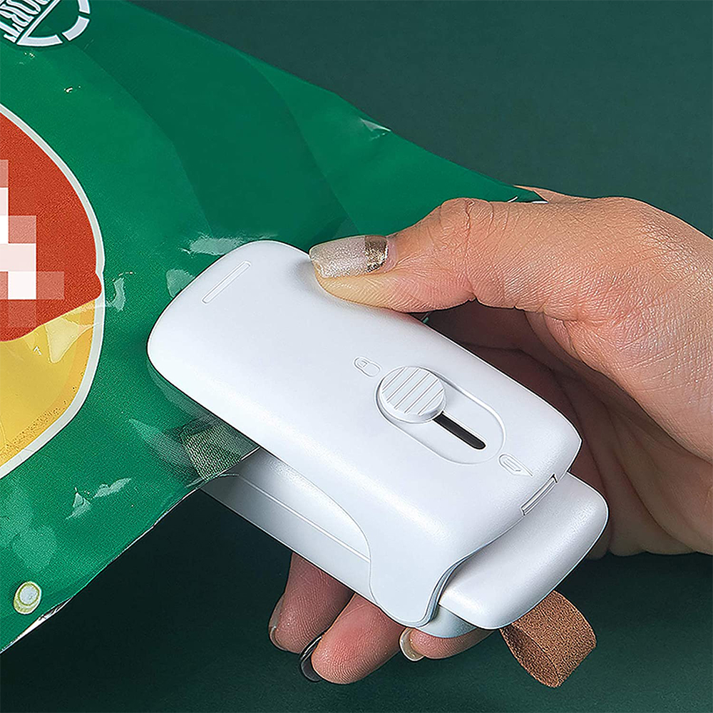 2-in-1 Battery Operated Portable Handheld Heat Sealer and Cutter_3