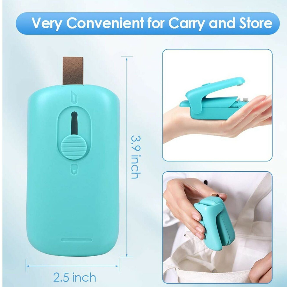 2-in-1 Battery Operated Portable Handheld Heat Sealer and Cutter_9