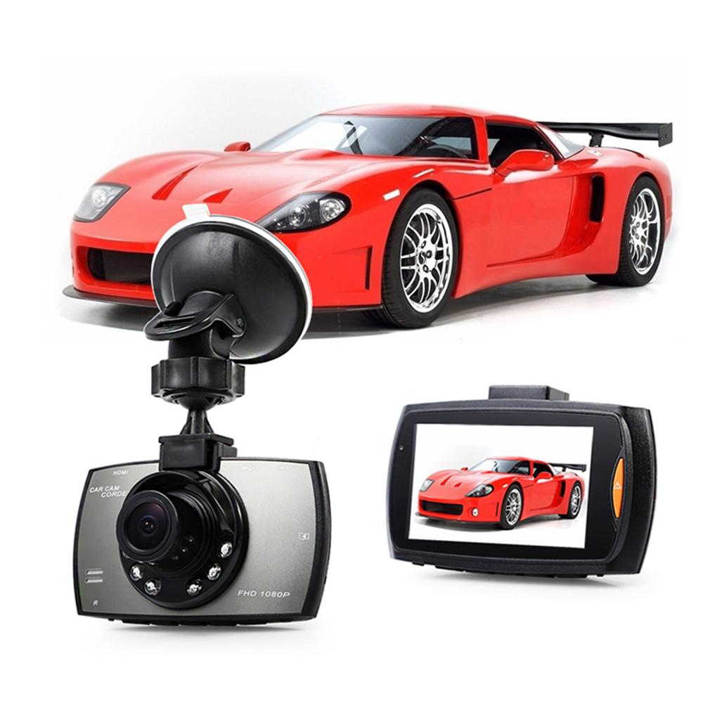 Full HD 1080p Car Dash Camera with FREE Reverse Camera_1
