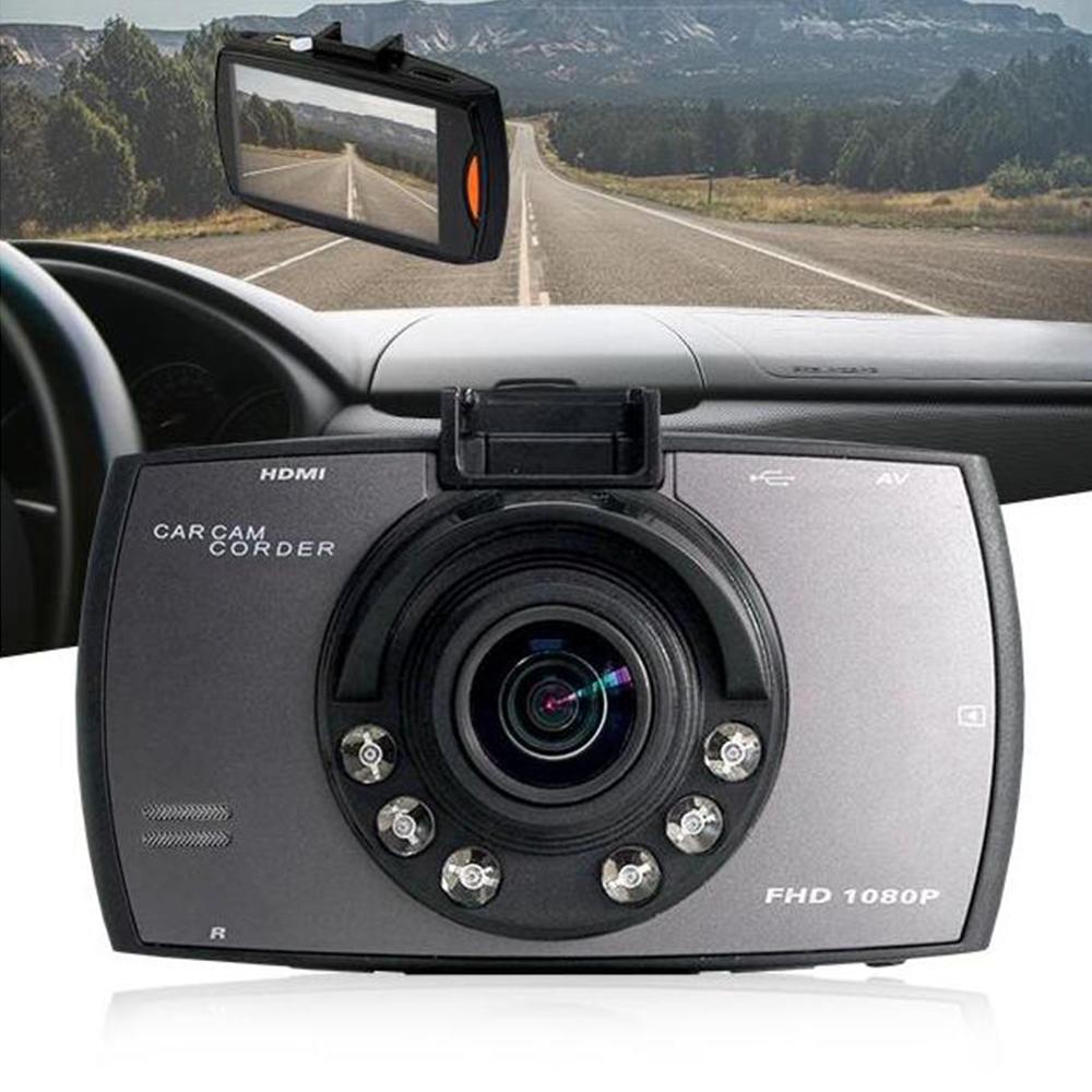 Full HD 1080p Car Dash Camera with FREE Reverse Camera_2