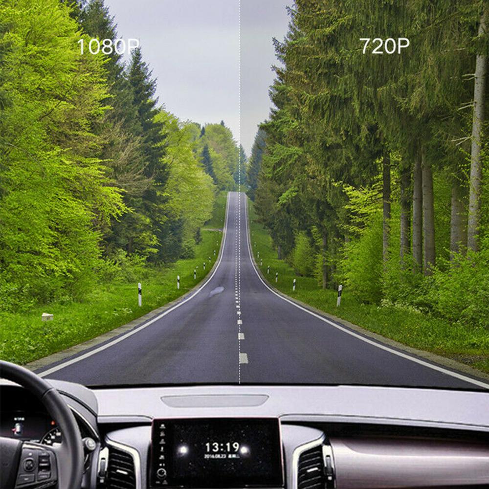 Full HD 1080p Car Dash Camera with FREE Reverse Camera_4
